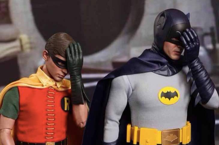 Batman epic fail