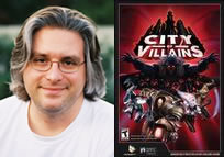 Jack Emmert and City of Villains