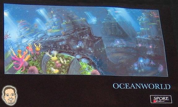 Spore Oceanworld