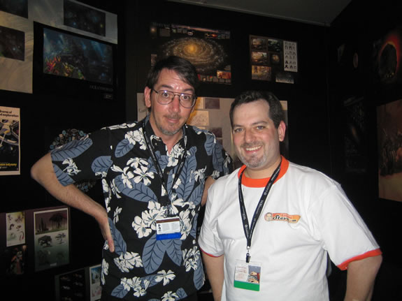 Will Wright and Gaming Steve